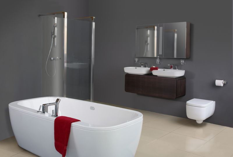 Kvalitets badeværelsesmøbler til hjemmet her